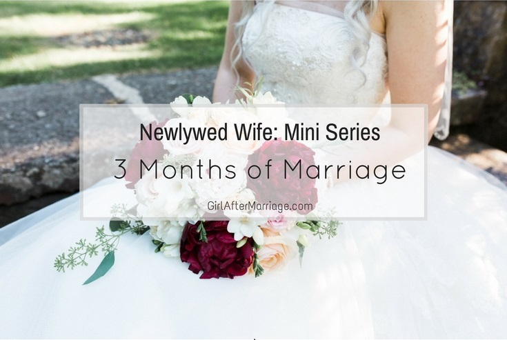 Newlywed Wife 3 Months of Marriage