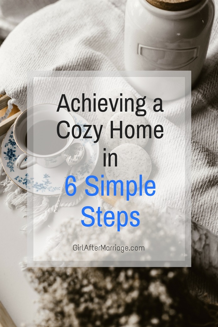 6 Easy and Simple Ways to Achieve a Cozy Home 1