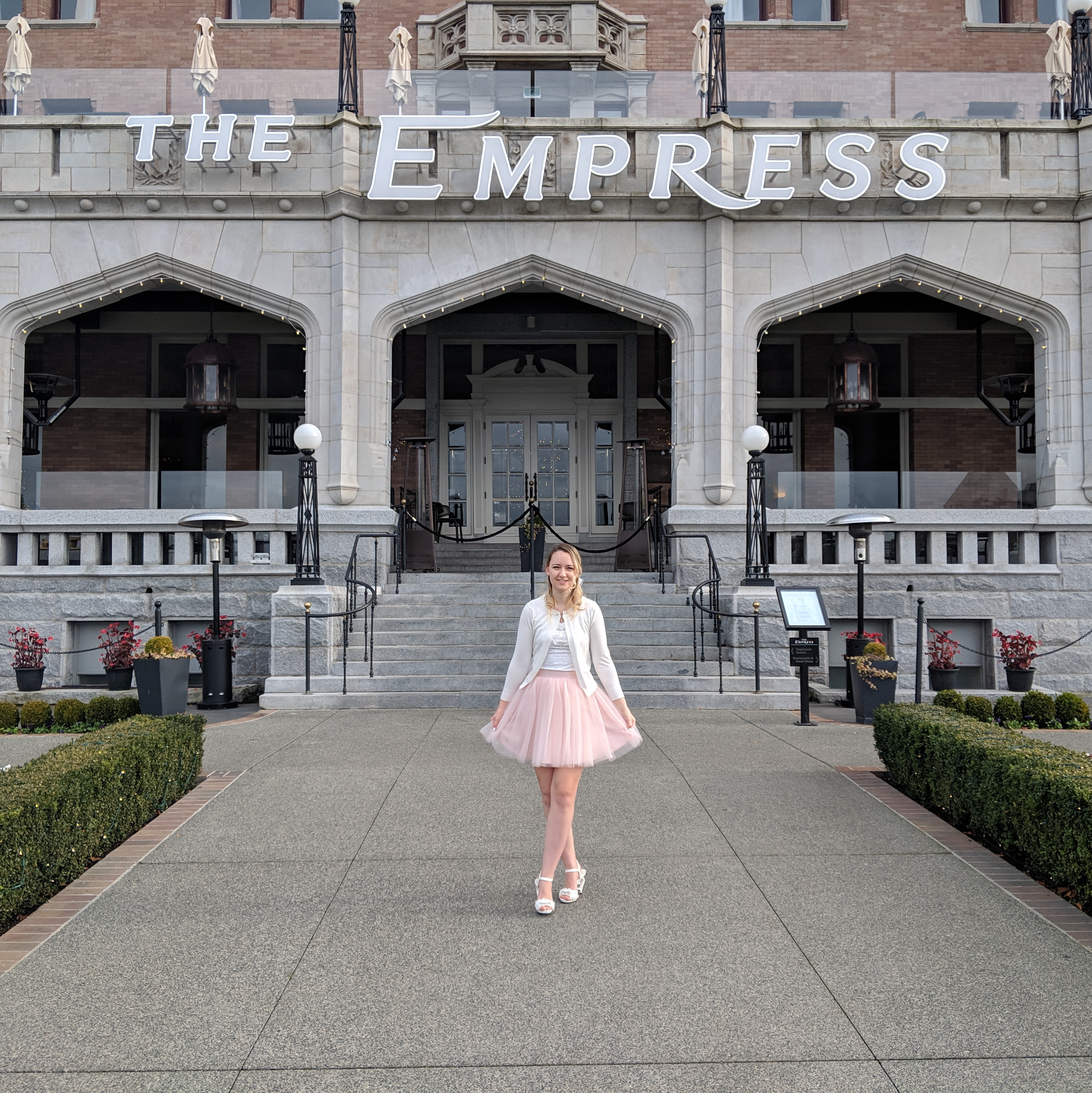 Queen for a Day: My Birthday Weekend at the Empress Hotel
