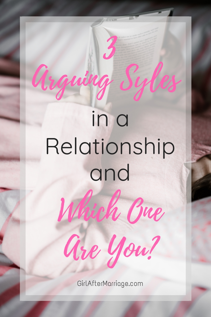 3 Arguing Styles in a Relationship And Which One Are You 2