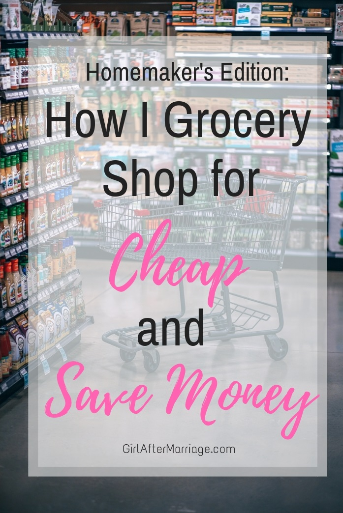 10 Different Ways I Grocery Shop for Cheap and Save Money 3